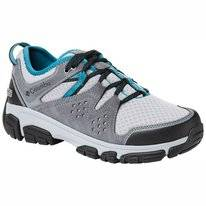 Trail Running Shoes Columbia Women Isoterra Outdry Steam Aegean